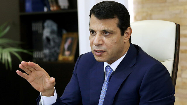 Turkey adds UAE hitman Dahlan to most wanted list