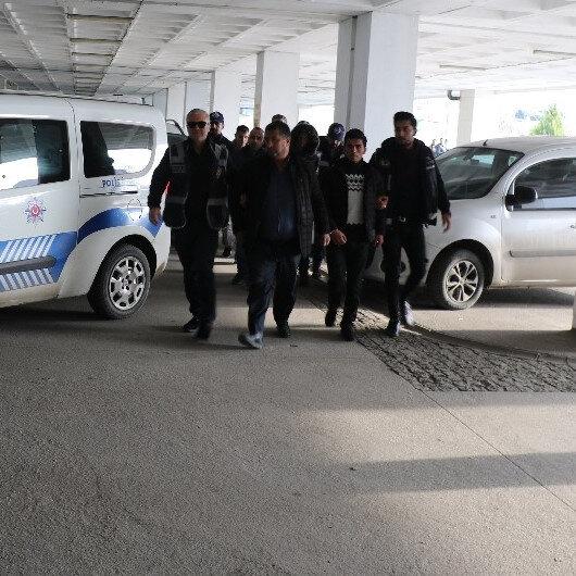 FETÖ'cüleri Afganların arasına katarak Yunanistan'a kaçırmaya çalışan şebeke çökertildi