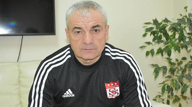 Rıza Çalımbay'dan Fenerbahçe'ye gözdağı: Hedefimiz galibiyet