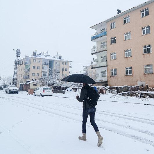 Doğuda soğuk hava etkili oluyor: Vatandaşlara 'buz ve don' uyarısı