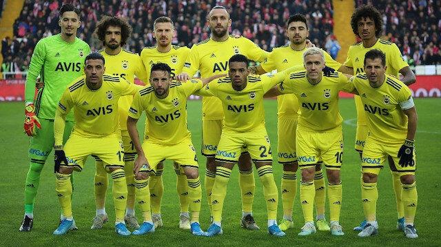 Fenerbahçe hem maçı kaybetti hem de yıldızlarını