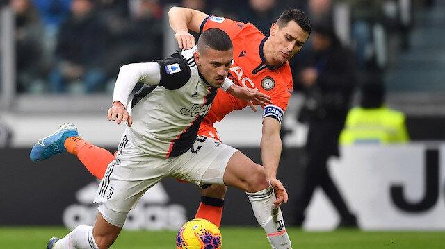 Merih Demiral asist yaptı Juventus kazandı