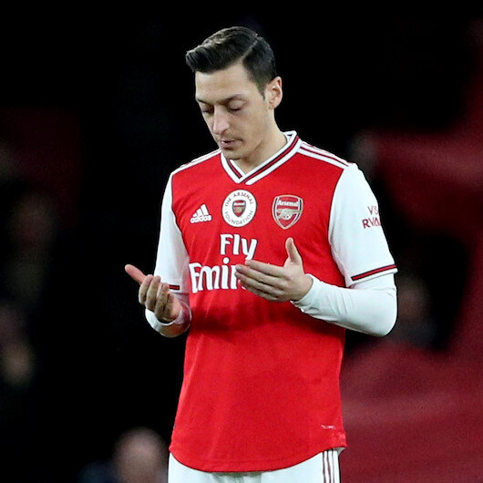 China says Arsenal star Özil 'deceived by fake news' after Muslim Uyghur comment