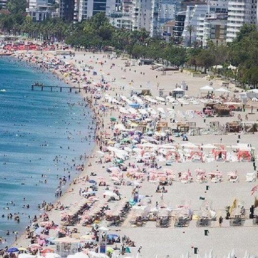 أنطاليا على موعد مع رقم جديد في السياحة الوافدة