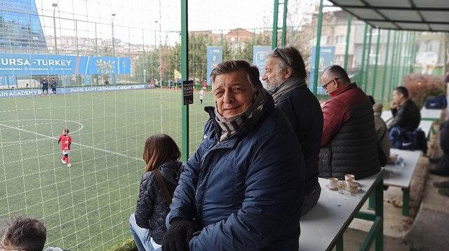 Yılmaz Vural: Bursaspor için dua ediyorum