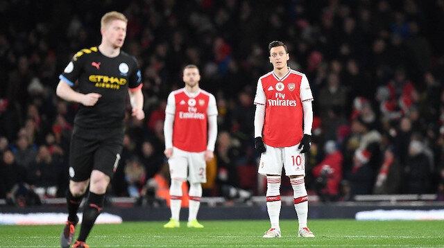 Arsenal kabustan uyanamıyor