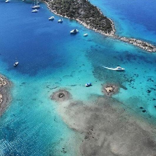 ارتفاع عدد زائري موغلا التركية 17% في عشرة أشهر