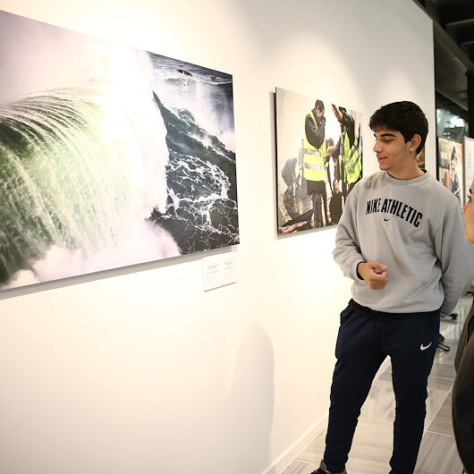 Istanbul Photo Awards 2019 exhibition opens at UN