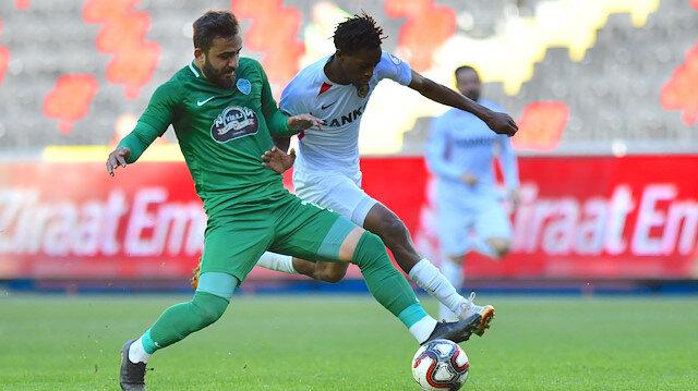 Gaziantep FK-Kırklarelispor: 2-3