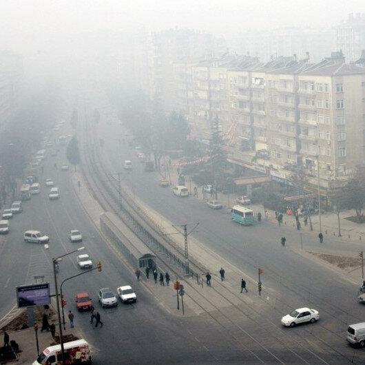Konya'da kaynağı belirsiz koku: 3 hafta önce de aynı koku hissedildi