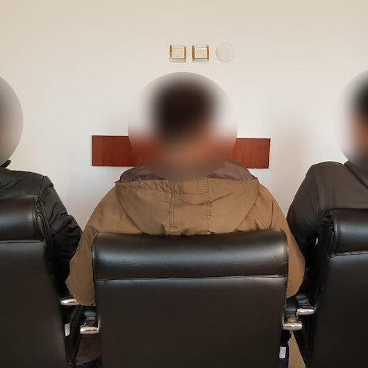 PKK'da yönetici düzeydeki 3 terörist Jandarmanın iknasıyla teslim oldu