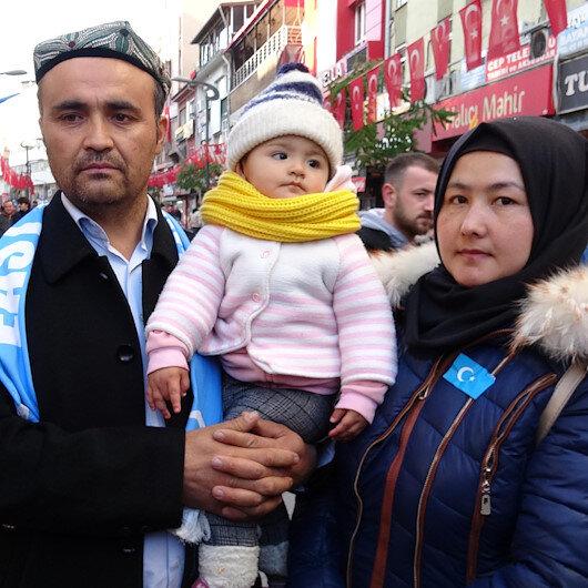 Doğu Türkistanlı öğrenci Türk kardeşlerinden dua istedi: Bizi bırakmayın
