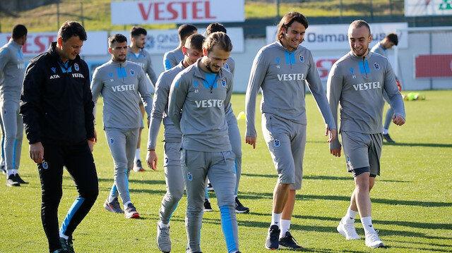 Trabzonspor'un Konya kafilesi belli oldu