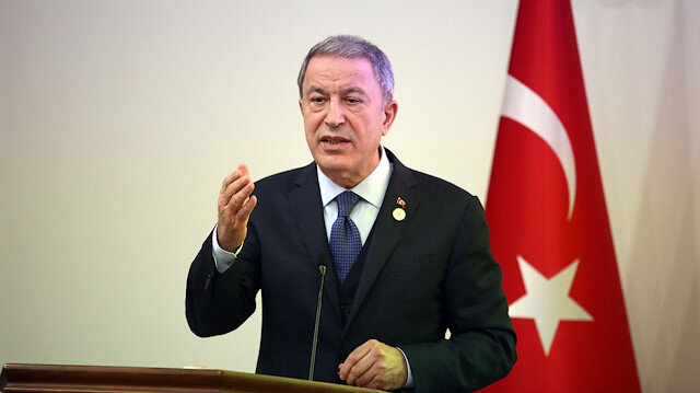 File photo: Hulusi Akar