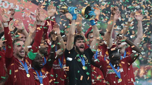 Liverpool dünya şampiyonu