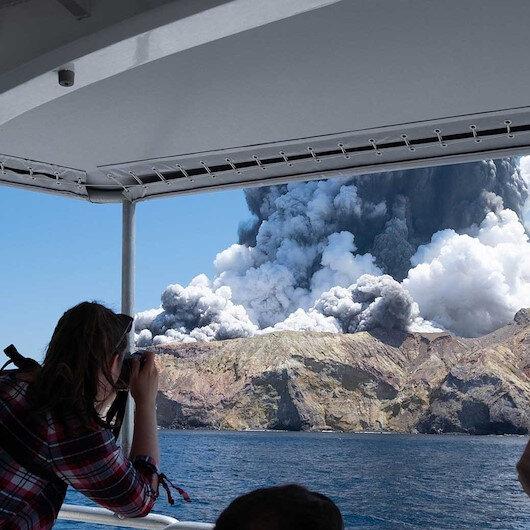 Yeni Zelanda'daki yanardağ patlamasında hayatını kaybeden sayısı 19'a yükseldi