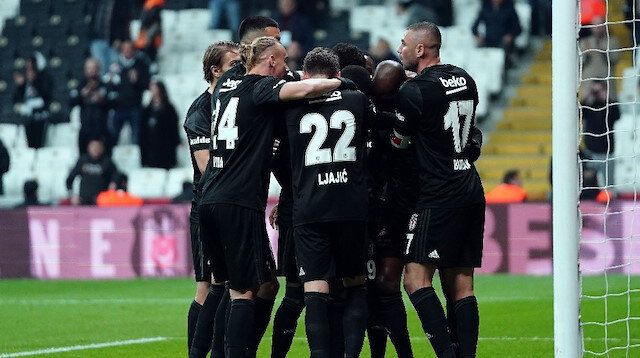 Beşiktaş araya moralli girmek istiyor