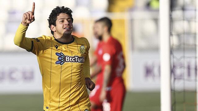 Beşiktaş'tan Guilherme'ye resmi teklif yok