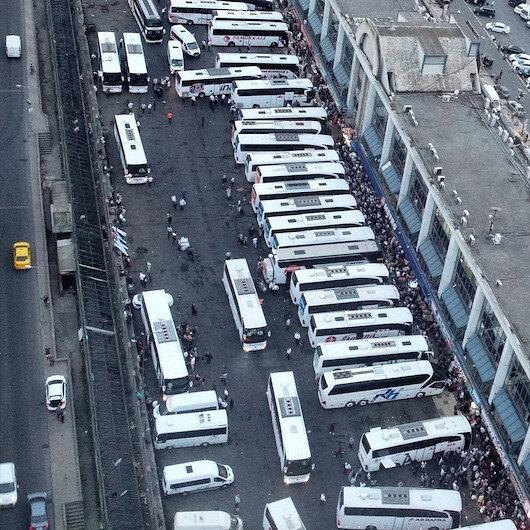 Otobüslere yangın söndürme sistemi zorunluluğu getirildi