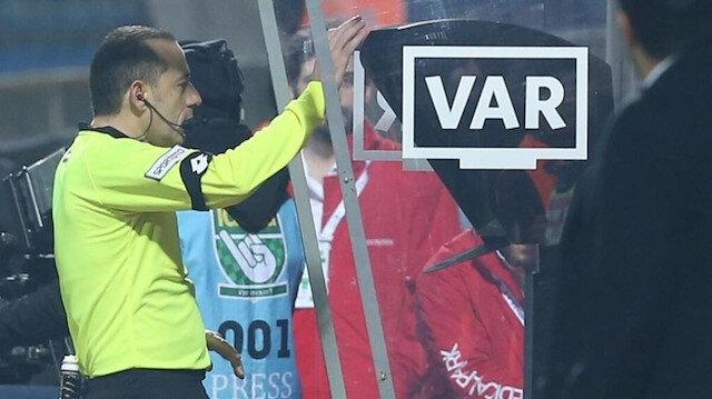 TFF Beşiktaş'ın talebini reddetti: VAR kayıtları açıklanmayacak