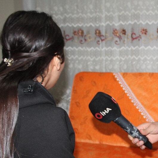 PKK'dan kaçan Mekiye evine döndü