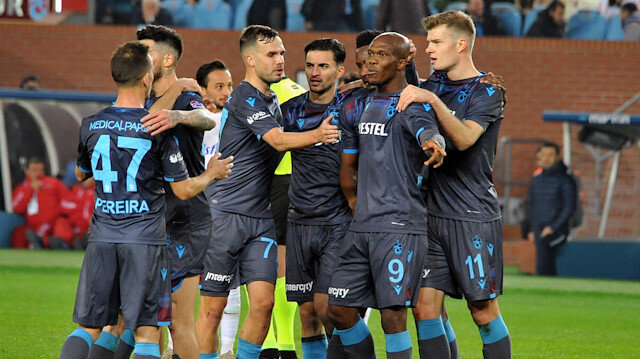 Trabzonspor-Kayserispor: 6-2