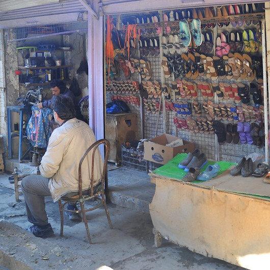 Resulayn'da ticari hayat canlanıyor: Esnaf dükkanlarını açtı