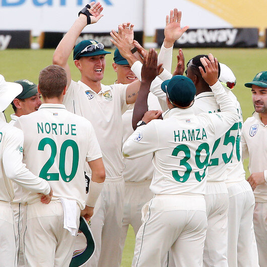 Cricket: South Africa bowl England to win first test by 107 runs