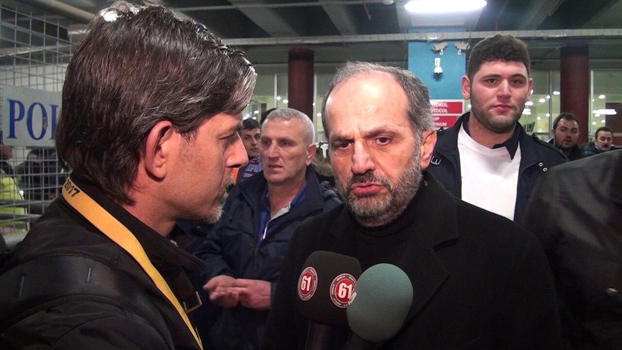 Nuri Albayrak: Hakemlerin hepsi kurulu bir tuzaktır