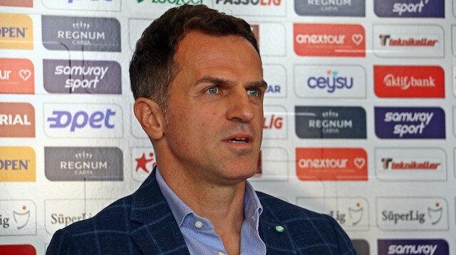Antalyaspor'da Tomas dönemi kısa sürdü