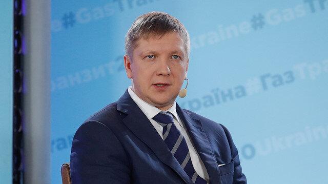 Naftogaz CEO Andriy Kobolev