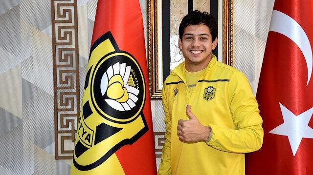 Guilherme'den Beşiktaş yanıtı: Malatya'da çok mutluyum