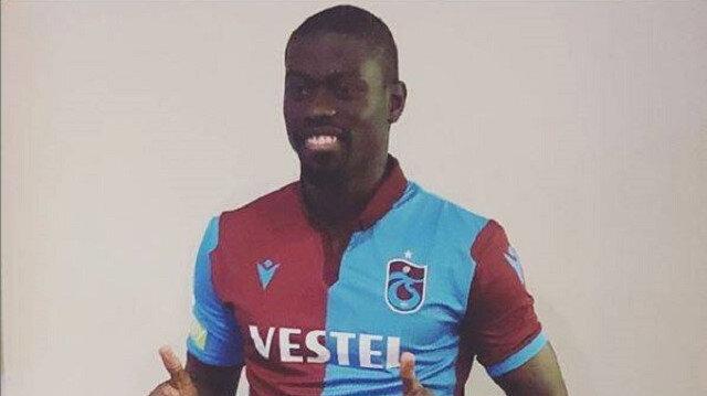 Trabzonspor Ndiaye'yi KAP'a bildirdi