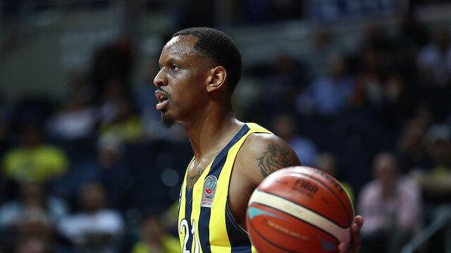 James Nunnally yeniden Fenerbahçe'de