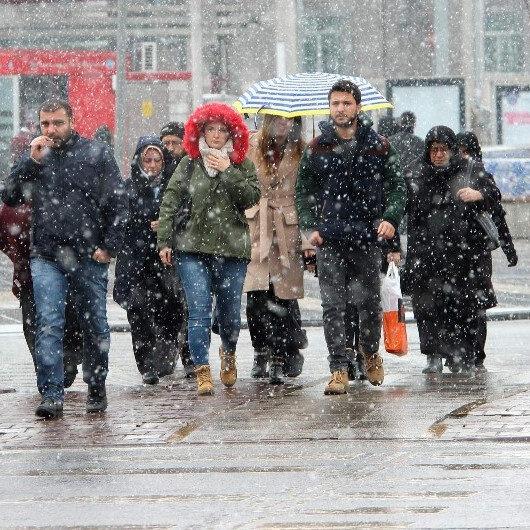 Meteorolojiden hava durumu tahminlerini açıkladı: 41 ile yağış uyarısı