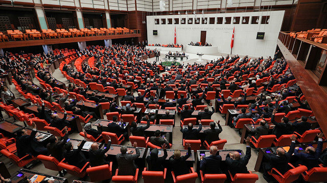Turkish Parliament extends Libya, Afghanistan troop
