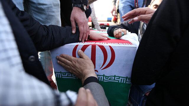 Funeral ceremony of Qasem Soleimani and Abu Mahdi al-Muhandis in Baghdad