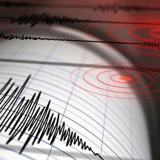 İzmir'in Urla ilçesinde 4.0 şiddetinde deprem