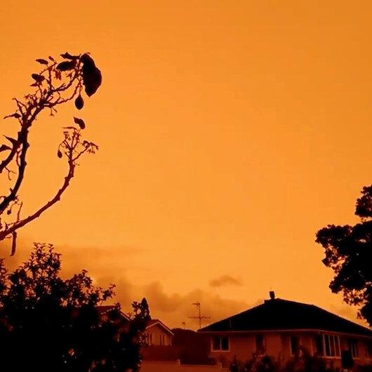 Avustralya'da kuvvetli rüzgar yangınlara müdahaleyi güçleştiriyor: Hava sıcaklığı 48,9 dereceye kadar ulaştı
