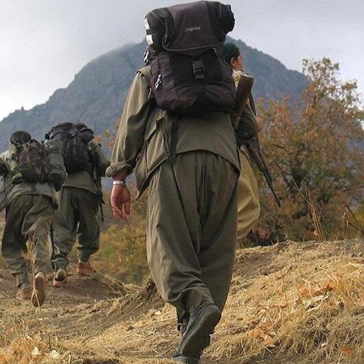 PKK'da sorumlu düzeydeki terörist silahı ve telsiziyle teslim oldu