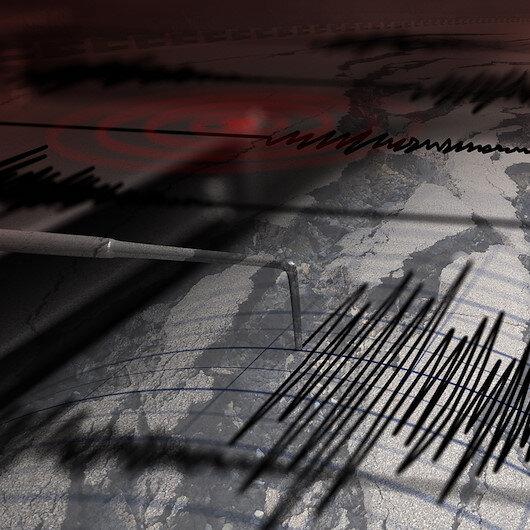 Van'ın Başkale ilçesinde 3,3 büyüklüğünde deprem oldu