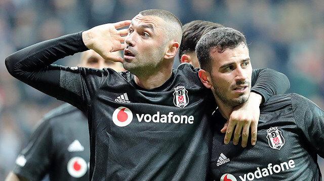 Burak Yılmaz'dan Cenk Tosun'a: Come to Beşiktaş