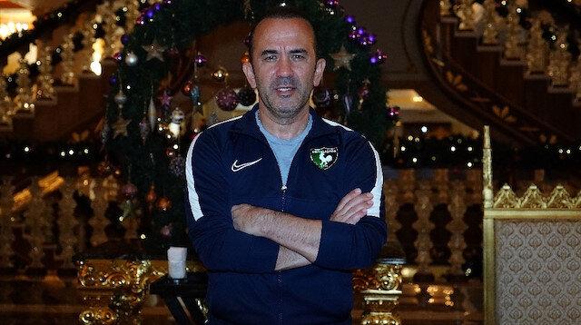 Mehmet Özdilek: Bir gün Beşiktaş'ı çalıştırmak istiyorum