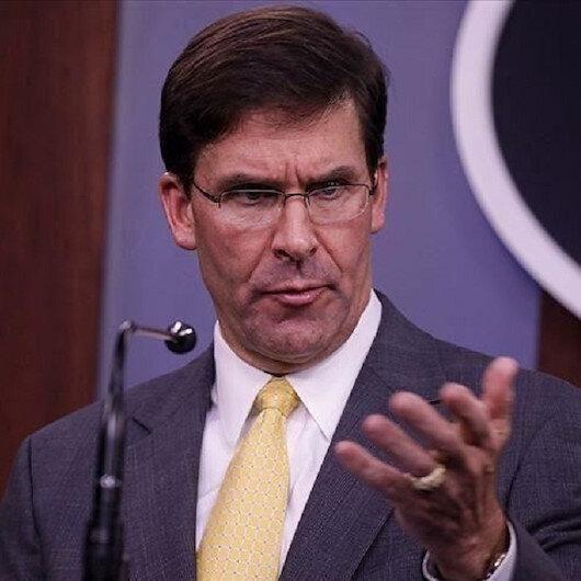 وزير الدفاع الأمريكي: لن نغادر العراق