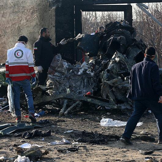 ABD, Kanada ve İngiltere'den peş peşe Ukrayna uçağı açıklaması: İran kazara düşürmüş olabilir