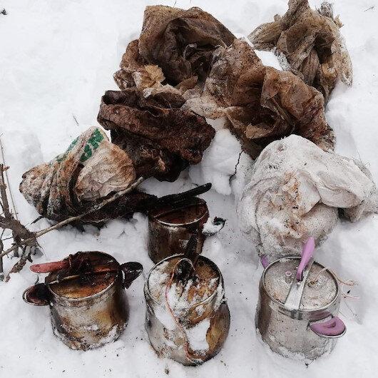 Bitlis'te 100 kilogram EYP ele geçirildi