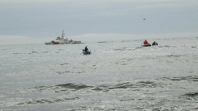 Three missing after fishing boat, tanker crash on Bosphorus in Istanbul