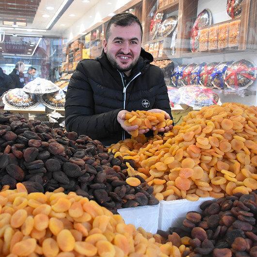 ملاطية التركية تصدر المشمش المجفف إلى 110 بلدان حول العالم