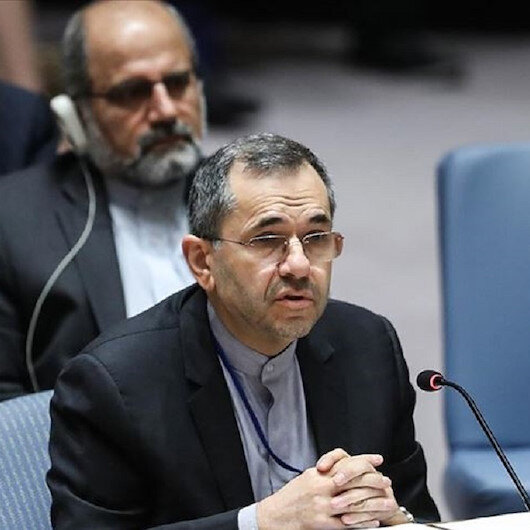سفير إيران بالأمم المتحدة: هجماتنا بالعراق لم تستهدف قتل جنود أمريكيين