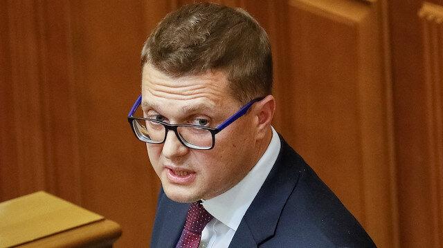Acting Head of the Security Service of Ukraine (SBU) Ivan Bakanov